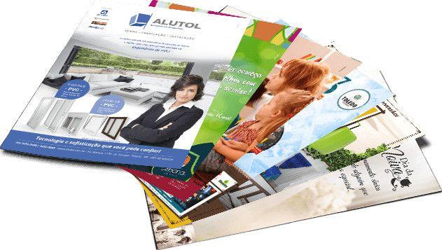 Panfletos, Cartões e outros - Foto 4