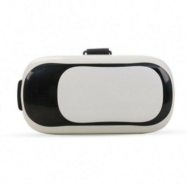 Óculos 360º Realidade Virtual Jogos E Videos Filmes Celular 3D Cardboard