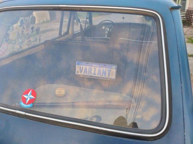 VW variant 1972 - Foto 6