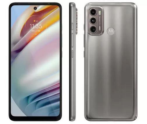 Smartphone Motorola Moto G60 128Gb Champagne 4G - 6Gb Ram Tela 6,8 - Foto 2