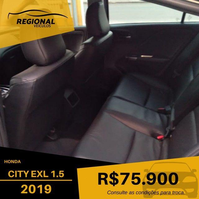 CITY Sedan EXL 1.5 Flex  16V 4p Aut. - Foto 2