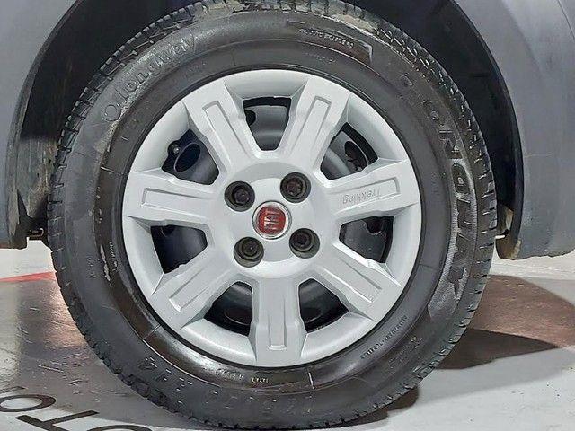 FIAT STRADA HARD WORKING 1.4 MPI FLEX CS 2P MANUAL - 2019 - BRANCO - Foto 5