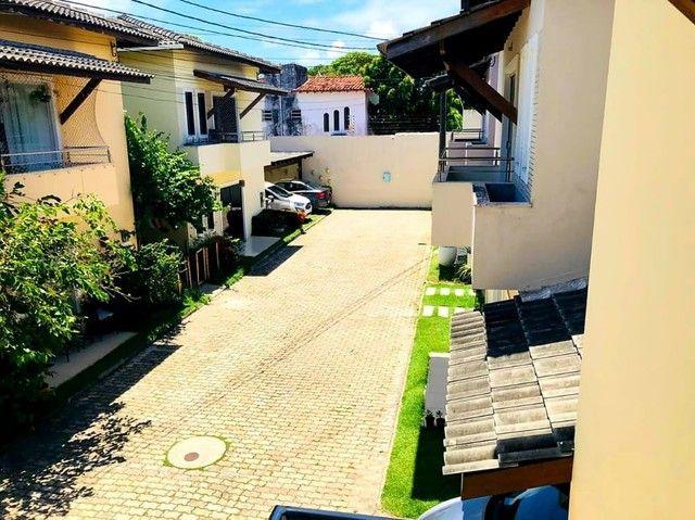 Portão do Sol - Lauro de Freitas - Casa Duplex - 4/4 sendo 2 Suítes - 120 m² - 2 Vagas - O - Foto 18
