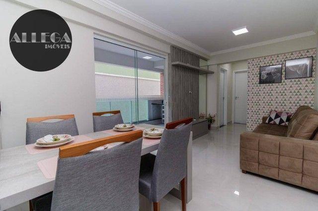 Apartamento com 2 dormitórios à venda, 59 m² por R$ 364.000,00 - Fanny - Curitiba/PR - Foto 5
