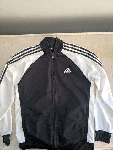 Agasalho Adidas original tamanho G