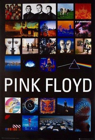 Pink Floyd todas as mu$ic@s p/ouvir no carro, em casa no apto - Foto 2