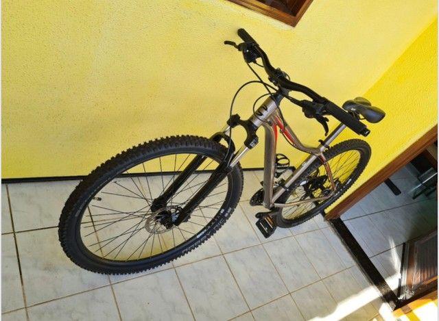 Vendo - Bike semi nova  - Foto 3