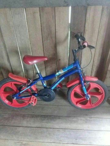 Vendo está bicicleta infantil 200