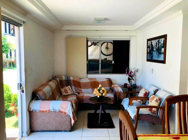 Portão do Sol - Lauro de Freitas - Casa Duplex - 4/4 sendo 2 Suítes - 120 m² - 2 Vagas - O - Foto 9