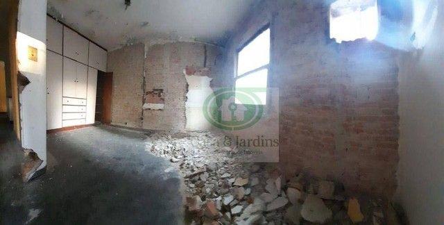 Casa para alugar, 200 m² por R$ 12.500,00/mês - Gonzaga - Santos/SP - Foto 2