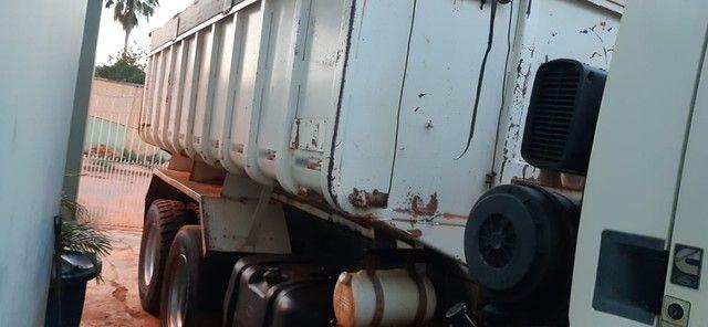 Ford Cargo 2622 Traçado Caçamba - Foto 12
