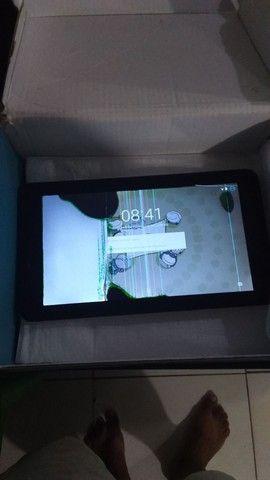 Tablet display vazado