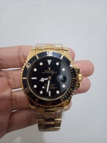 Relógio rolex novo a prova d'água - Foto 3