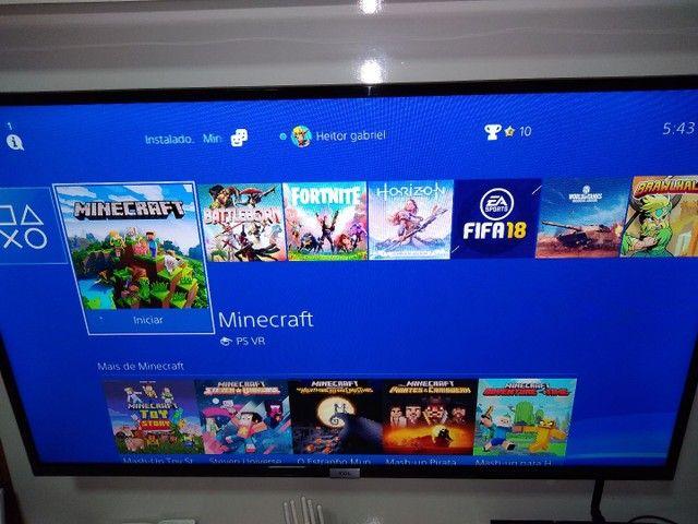 PS4 muito novo. - Foto 3