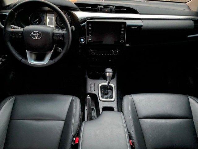 Hilux 2.8 srx 4x4 CD Diesel 4P automático 2018/2019 - Foto 5
