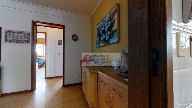 Apartamento com 3 dormitórios à venda, 120 m² por R$ 649.000 - Jardim Lindóia - Porto Aleg - Foto 7