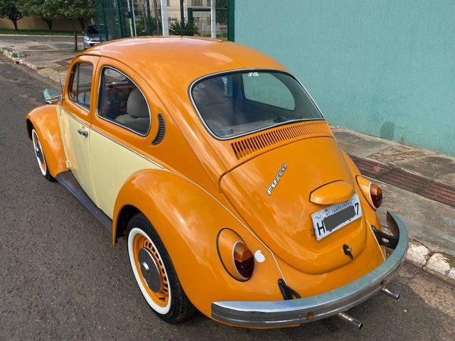 FUSCA 1.300 1975 RELÍQUIA  - Foto 3