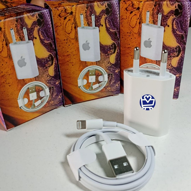 *CARREGADOR PARA IPHONE*<br><br>Valor: 60,00<br> - Foto 2