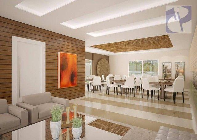 Apartamento residencial à venda, Engenheiro Luciano Cavalcante, Fortaleza. - Foto 4