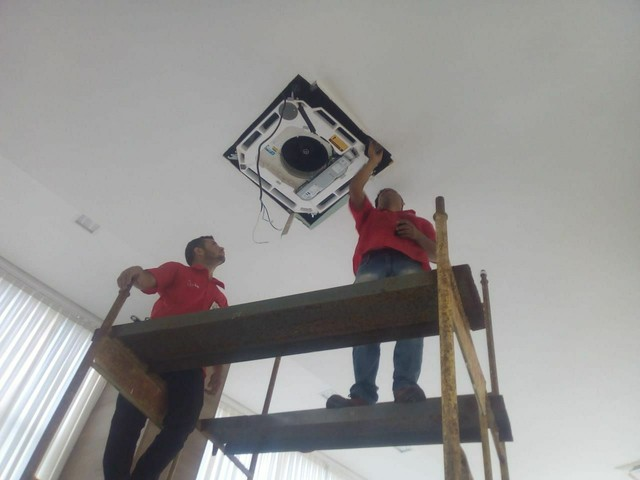 Instalação e Manutenção ar condicionado profissional  - Foto 5