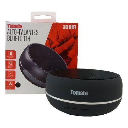 Caixa De Som Bluetooth 3d Hifi Mts-8820 - Tomate<br>