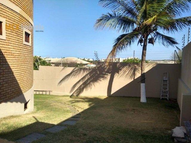 Casa com 5 dormitórios à venda, 380 m² por R$ 950.000,00 - Porto das Dunas - Aquiraz/CE - Foto 17