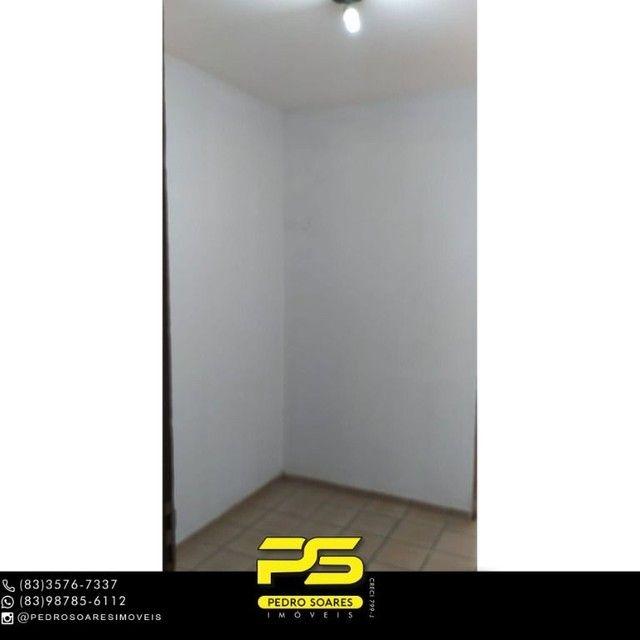Apartamento com 3 dormitórios à venda, 103 m² por R$ 200.000 - Brisamar - João Pessoa/Para - Foto 14