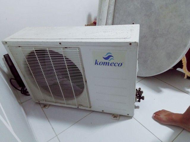 Vendo ar condicionado 12 mil BTUs  - Foto 2