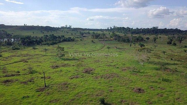 Fazenda proximo ao Rio Preto candeias