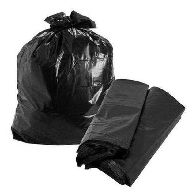 Fabricamos sacos pra lixo reciclado