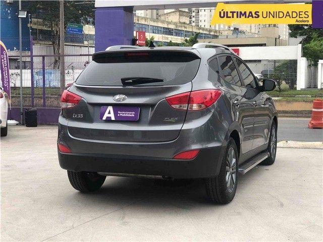 Hyundai Ix35<br><br>2.0 Mpfi 16V Flex Automático - Foto 5