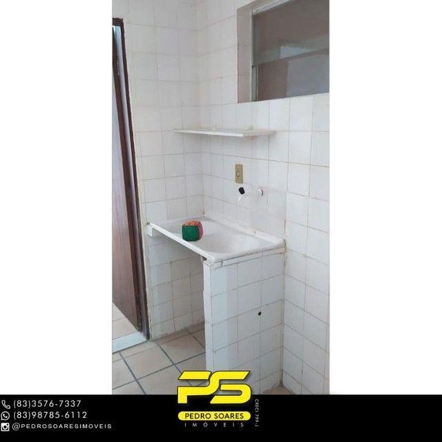 Apartamento com 3 dormitórios à venda, 103 m² por R$ 200.000 - Brisamar - João Pessoa/Para - Foto 5