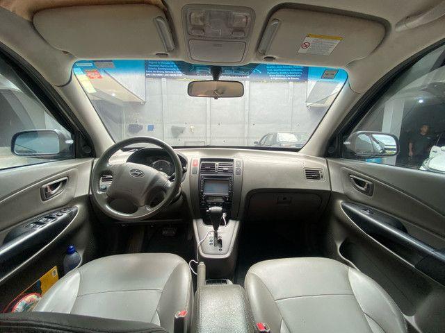 Hyundai Tucson GLS 2.0 16v Top Flex Automático 2016 c/ GNV 5geração - Foto 5