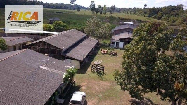 Fazenda a venda, com 129 hectares, no distrito de Triunfo/RO - Foto 20