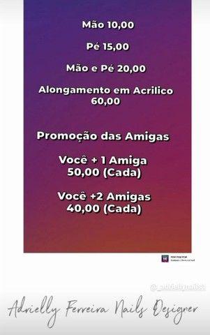 Unhas  - Foto 4