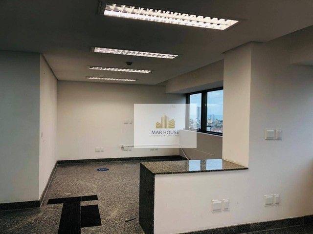 Sala, 353 m² - venda por R$ 3.003.000,00 ou aluguel por R$ 24.059,14/mês - Ilha do Leite - - Foto 2