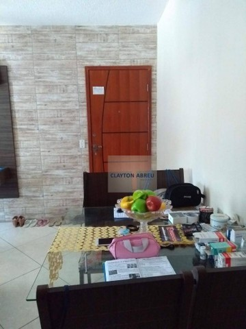 Apartamento com 2 dormitórios à venda, 59 m² por R$ 131.000,00 - Jockey - Vila Velha/ES - Foto 4