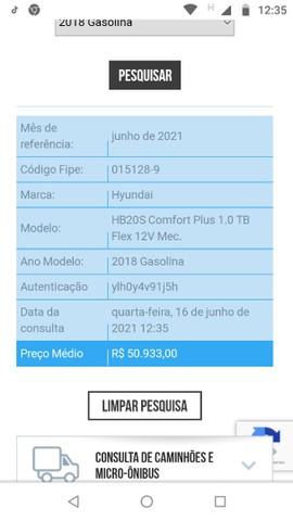Hyundai HB20S 2018 confort plus 1.0 12v - Foto 7