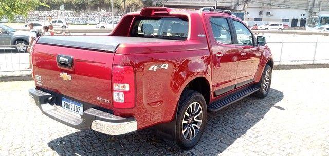 S10 2.8 High Country 4x4 16v Turbo Diesel AUT. 18/19, Estado Novo !! - Foto 3