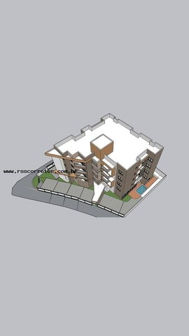 Apartamento para Venda em João Pessoa, Cidade dos Colibris, 2 dormitórios, 1 suíte, 1 banh - Foto 3