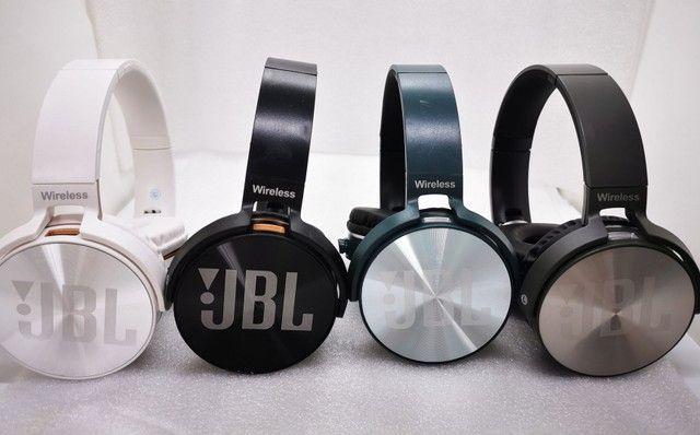 Fone de ouvido JBL Bluetooth jb-950  - Foto 3