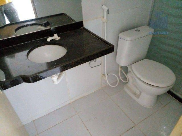 Apartamento com 3 dormitórios para alugar, 75 m² por R$ 1.100/mês - Jardim Cidade Universi - Foto 5