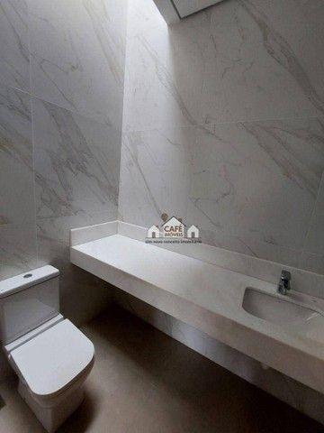 Casa com 4 dormitórios à venda, 250 m² por R$ 1.690.000,00 - Condomínio Boulevard - Lagoa  - Foto 6
