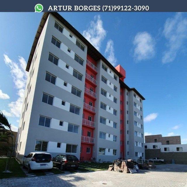 Sensacional, apartamento de 2/4- vaga de garagem em 53m² - Foto 6