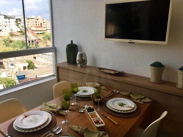 Apartamento à venda, 3 quartos, 1 suíte, 2 vagas, João Pinheiro - Belo Horizonte/MG - Foto 2