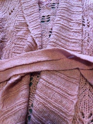 Casaco de lã g  - Foto 4