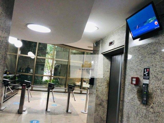 Sala, 353 m² - venda por R$ 3.003.000,00 ou aluguel por R$ 24.059,14/mês - Ilha do Leite - - Foto 13