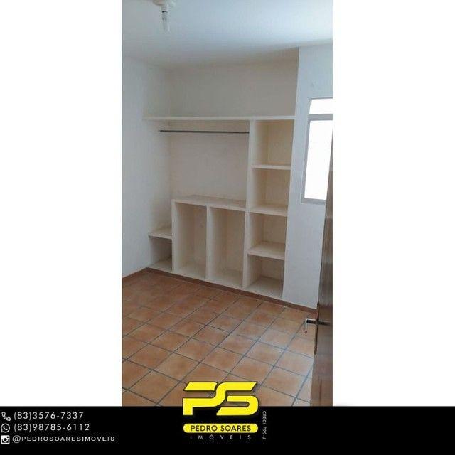 Apartamento com 3 dormitórios à venda, 103 m² por R$ 200.000 - Brisamar - João Pessoa/Para - Foto 7