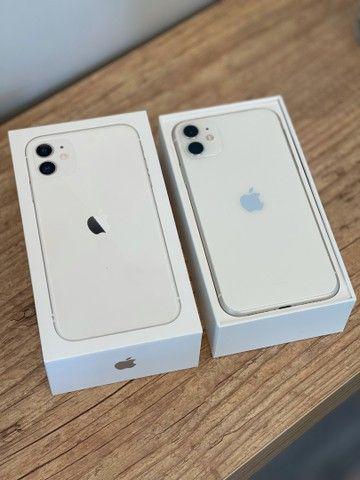 iPhone 11 128GB - VIDRO TRINCADO DA TELA - 12 x 299,90