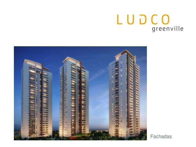 Apartamento a venda com 4 suítes com 180m² em Ludco Greenville - Foto 10